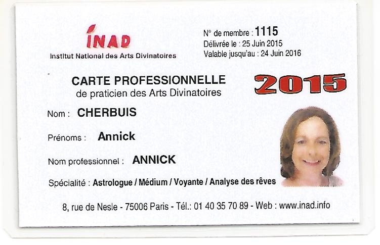 Carte inad 2015