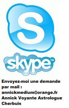 Skype demande par mail